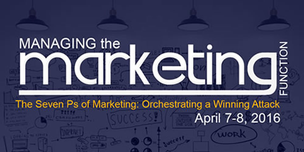 20160328 managing the marketing function tn